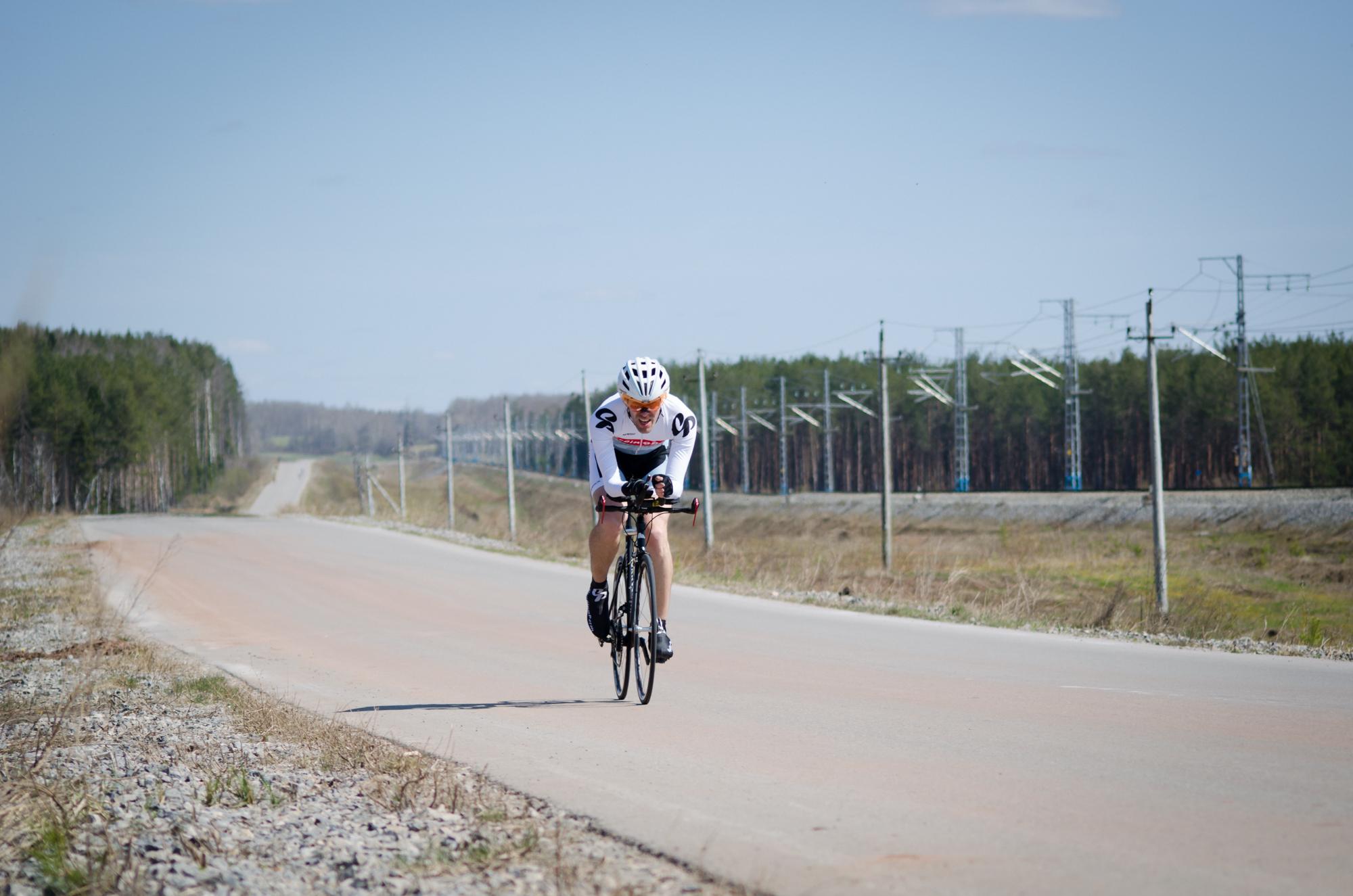 Велоспорт в Березниках